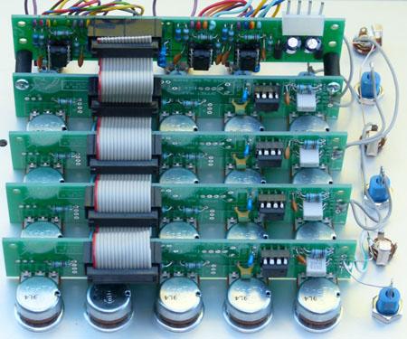 Matrix Mixer